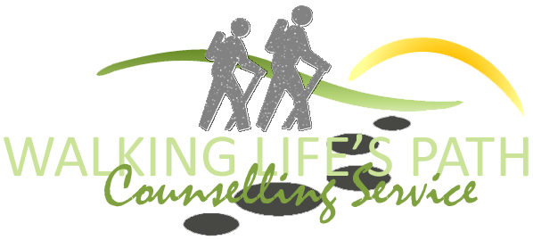 Walking Life's Path Logo